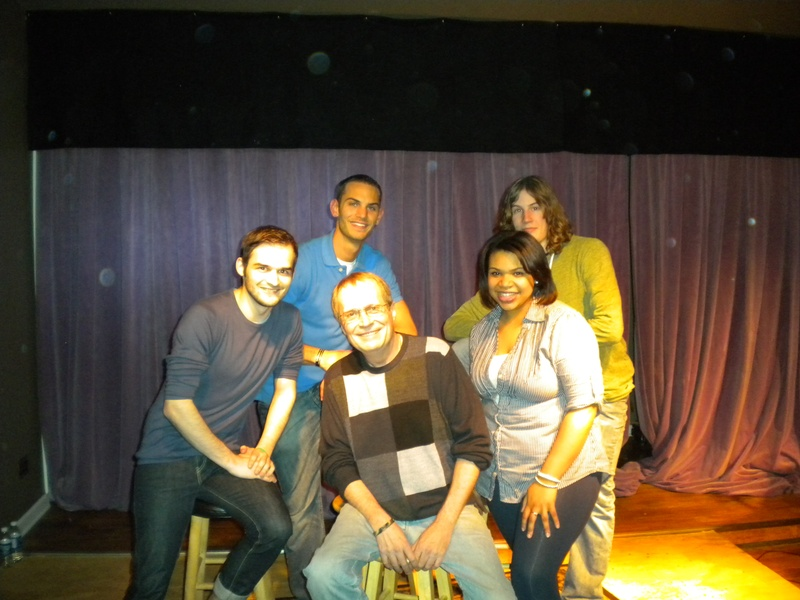 Improv at The Bon Ton Room